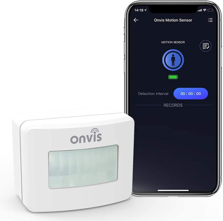 Smart Wireless Homekit Motion Sensor Humidity Sensor Hygrometer Thermometer Automatically Trigger