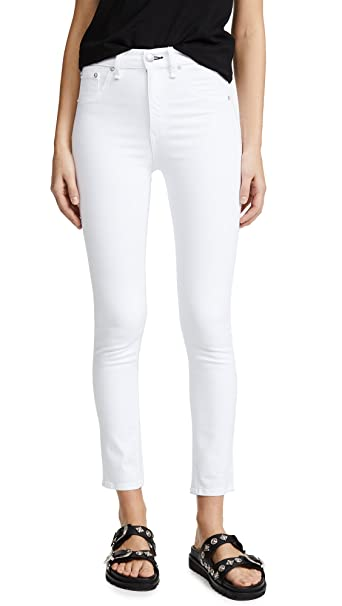 style attrayant le plus fiable meilleures baskets Rag & Bone/JEAN Women's High Rise Skinny Jeans