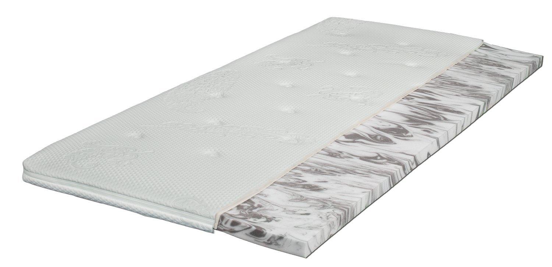 Breckle Gelschaum-Topper Platin Premium, Größe:200x220 cm (Sondergröße)