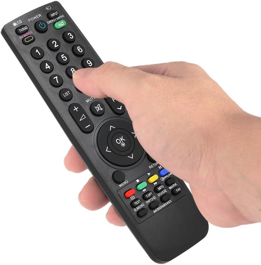 docooler Universal TV Remote Control inalámbrico Smart controlador de repuesto para LG SMART LCD LED 3d TV negro: Amazon.es: Electrónica