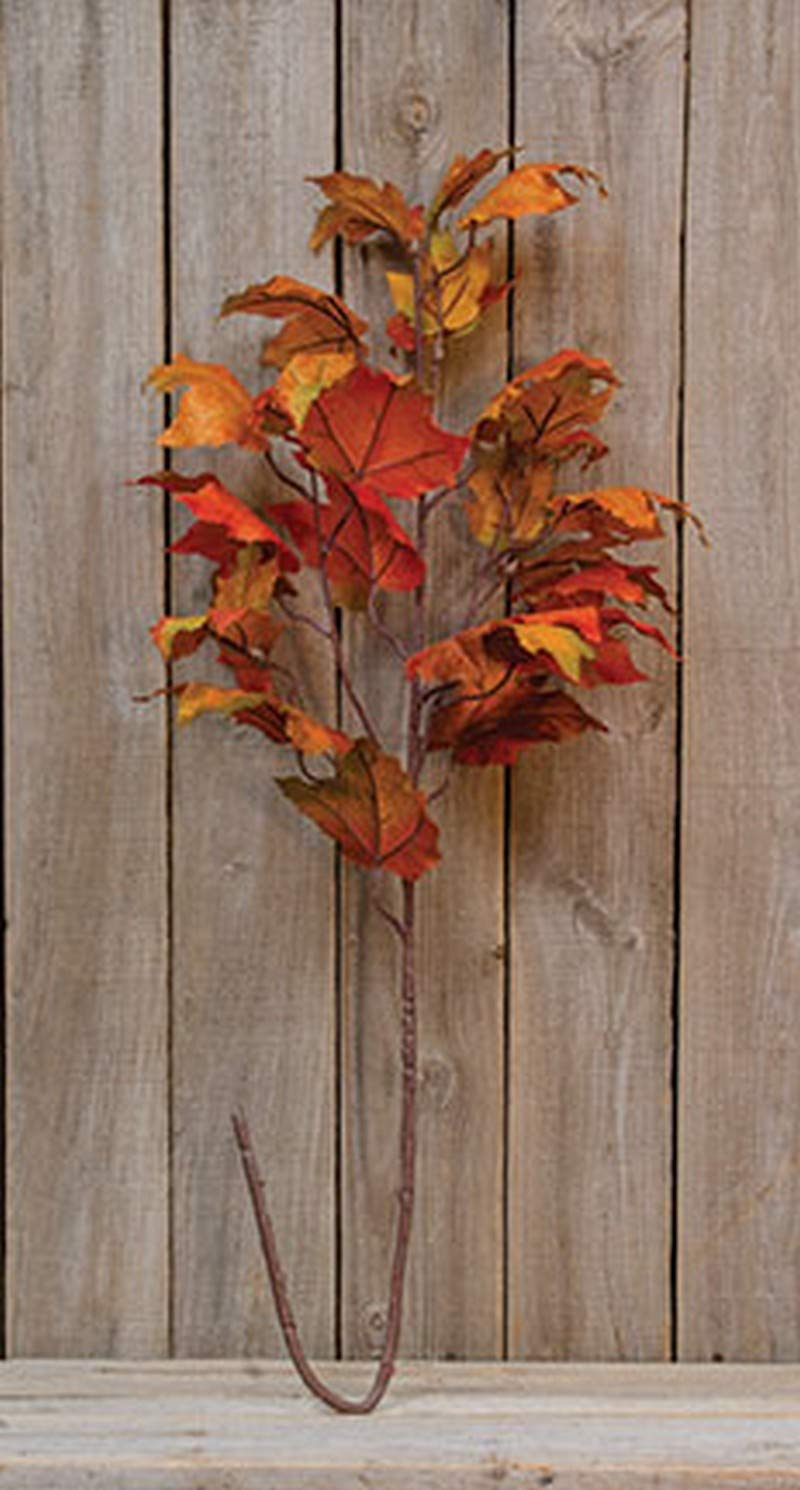 Country Crafts Fall Maple Leaves Stem (Pack of 5) FSL35625