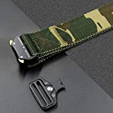 Fairwin Tactical Belt, Military Style Webbing