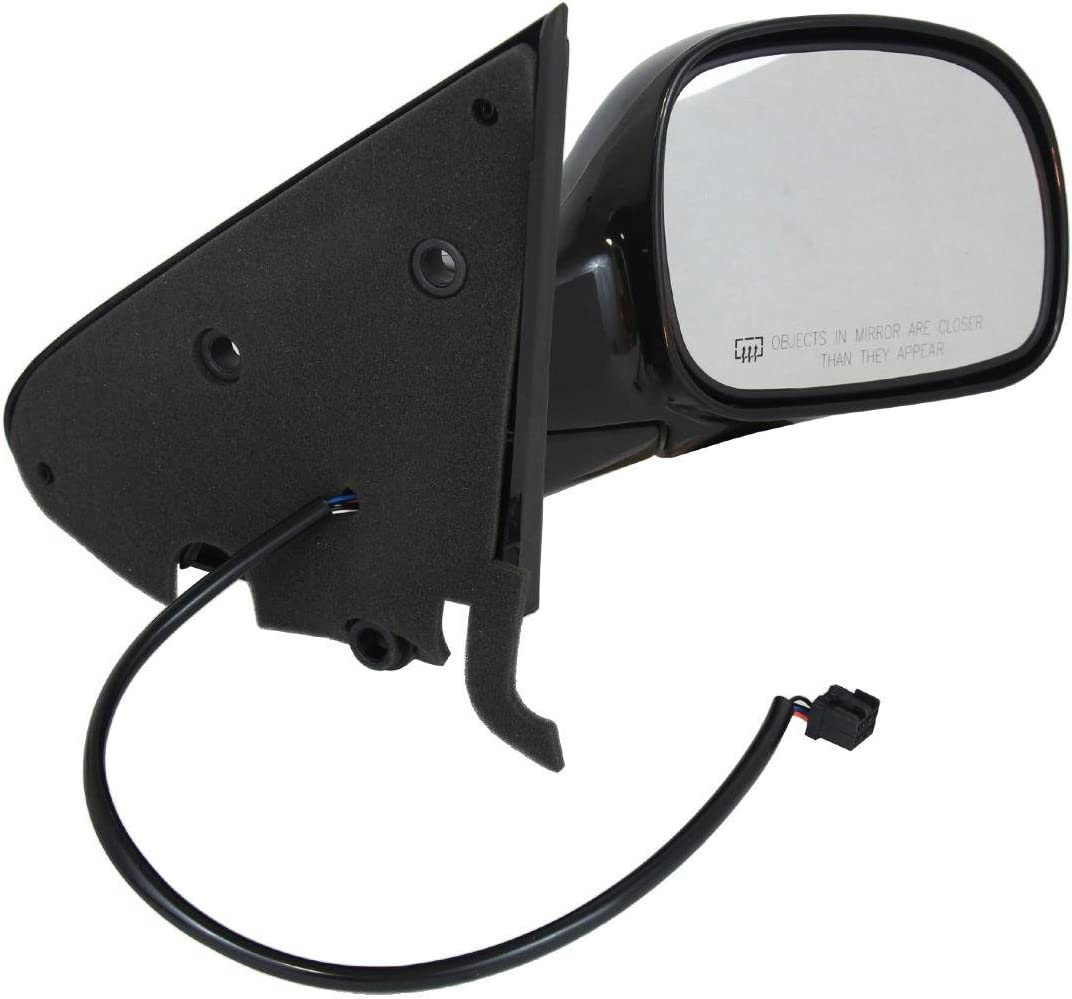 RH Side Manual Folding Power Heated Mirror Fits Town /& Country Caravan CH1321199