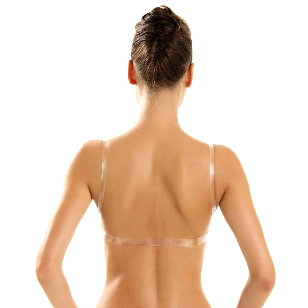 invisible backless padded bra