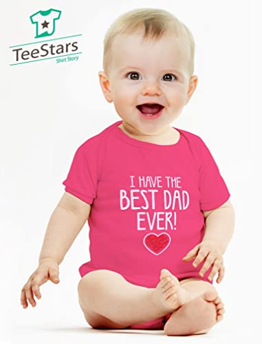 Amazon.com: Tstars I Have The Best Dad Ever! Fathers Valentine\'s ...