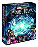 Marvel Studios Collector's Edition Box Set – Phase 1 Blu-ray [Region Free]