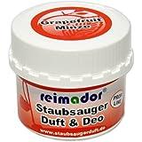 Staubsaugerduft Grapefruit Minze 100 ml für die Geruchseliminierung beim Staubsaugen mit fruchtigem Duft und kühler Minznote