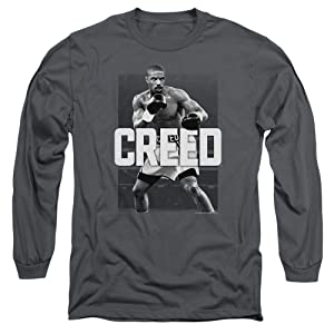 Creed Final Round Mens Long Sleeve Shirt