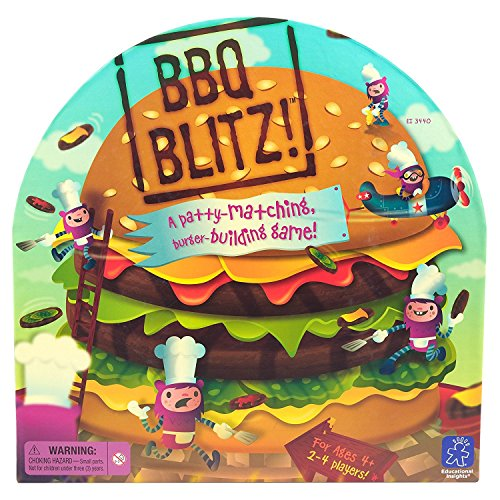 Blitz Paper - Educational Insights BBQ Blitz!