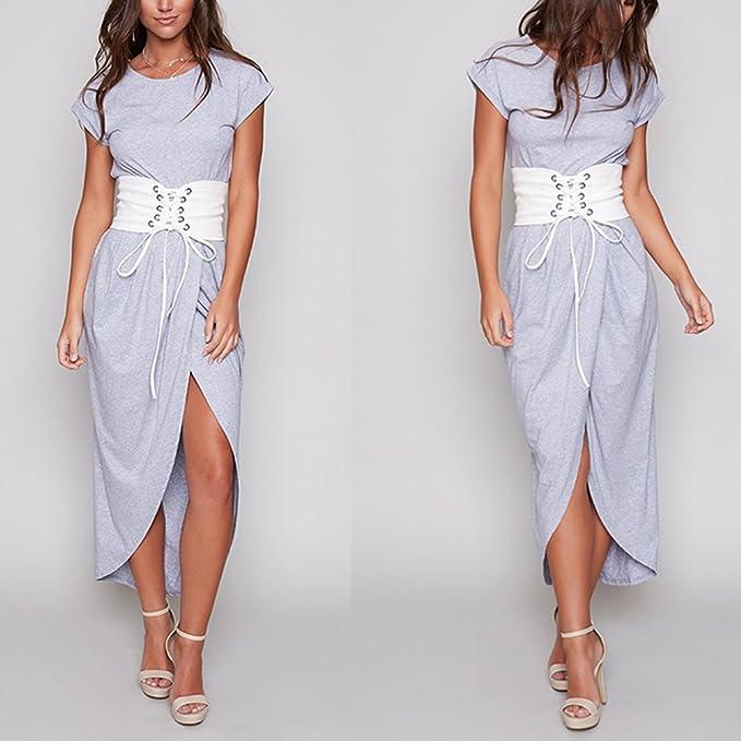 0fc9d4a357 Vintage White Lace Up Corset Bandage Women s Waist Belt Shape-Making Corset  Belt Plus Size (One Size
