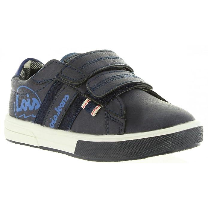 Chaussures pour Garçon et Fille LOIS JEANS 46022 107 MARINO Wi9DcG