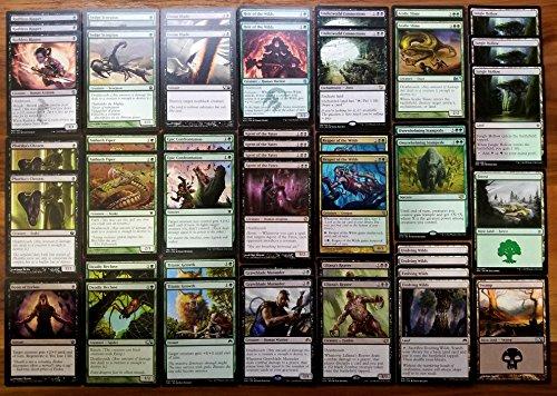 Magic Custom (Magic: The Gathering Modern Legal Deathtouch Custom Magic Deck)