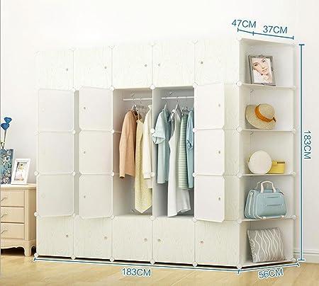 Kleiderschranke Xy Modern Simple Easy Storage Combination Wardrobe