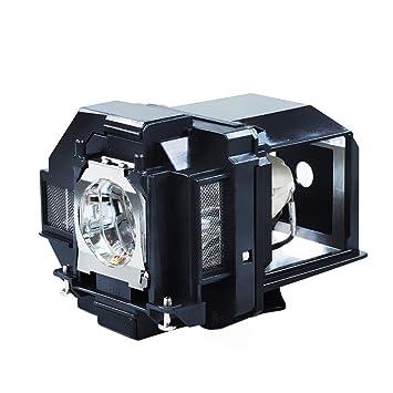 HFY marbull E96 lámpara de repuesto con carcasa para EPSON eb-108 ...