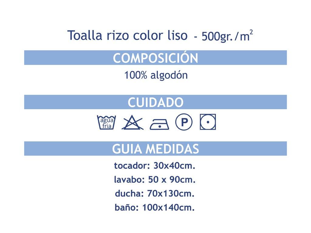 Tiendas Mi Casa 1 ud Toalla Round - Ducha - (70x130 cm), Amarillo Disponible en Varios Tamaños y Colores.: Amazon.es: Hogar