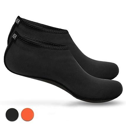 Unisex Barefoot Skin Water Shoes Aqua Beach Socks Yoga Exercise Pool Swim Slip