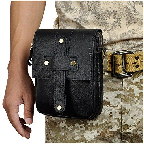BUM Men's Sling Bag (Black) - 9