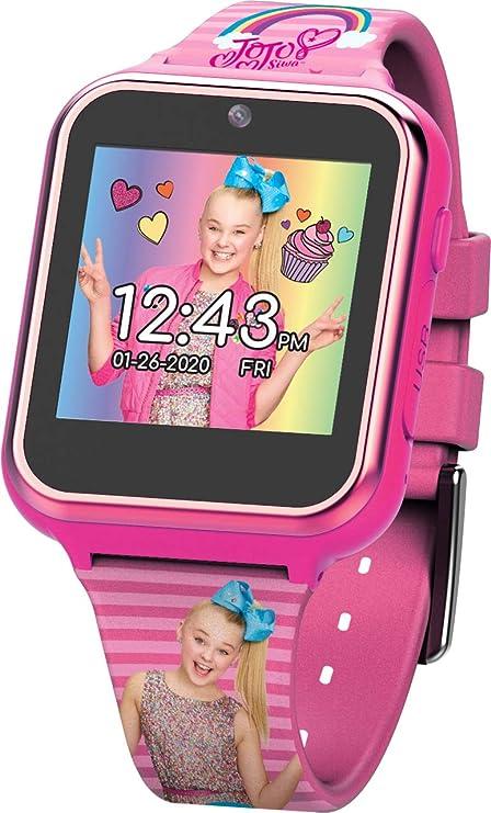 JoJo Siwa Touchscreen Interactive Smart Watch