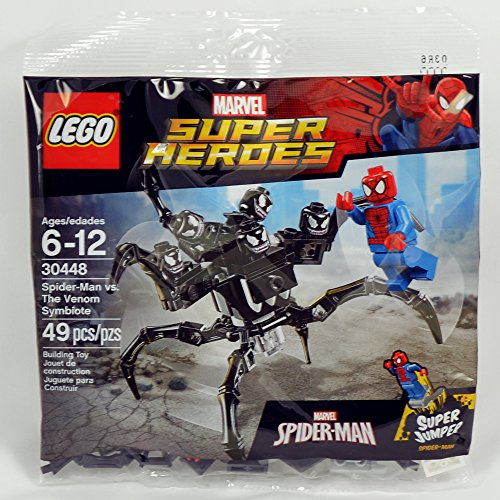 LEGO, Marvel Super Heroes, Spider-Man vs. the Venom Symbiote (30448) Bagged Set