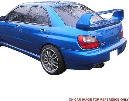 Top wing DuckTail Subaru Impreza WRX STI GD 2000-2007