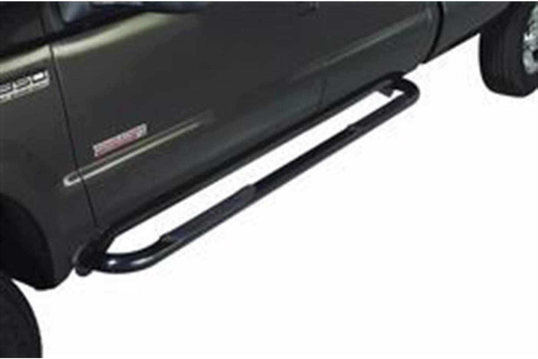 Smittybilt FN1680-S4B Sure Step 3 Nerf Bars Black 99-12 F-250//F-350 Ext Cab