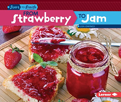 Strawberry Jam Recipes - From Strawberry to Jam (Start to Finish, Second Series)