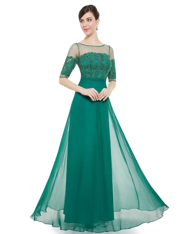 Pretty green prom dresses