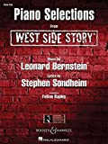 West Side Story Selections Piano