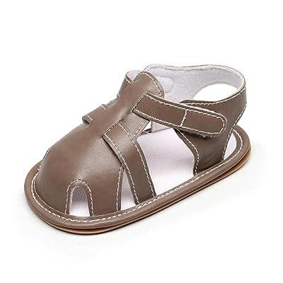 Voberry® Toddler Chaussures BébéÉté Filles Bébé Garçons cR34AjqS5L