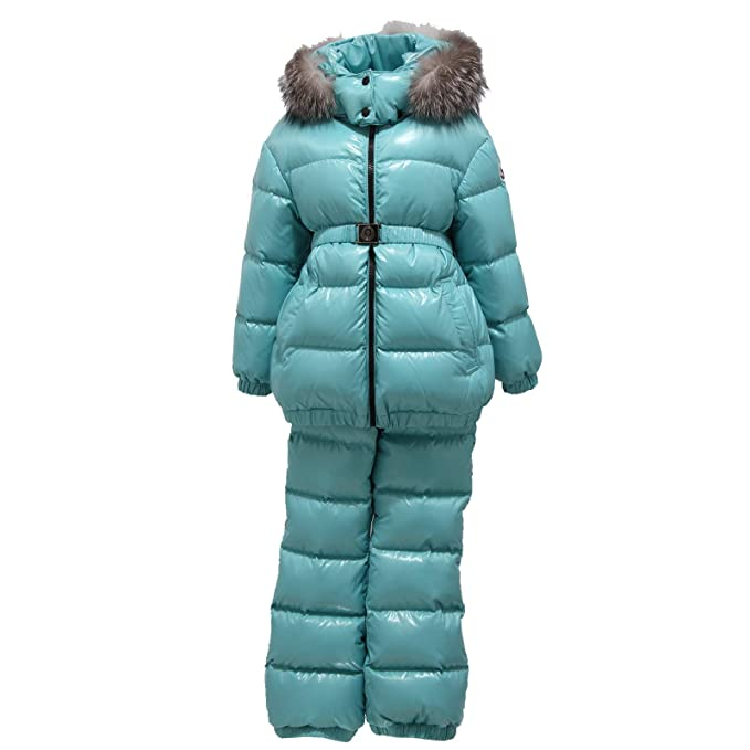 MONCLER 8509Y Completo Sci Girl Bimba ESBLY Down Padded Snow ...