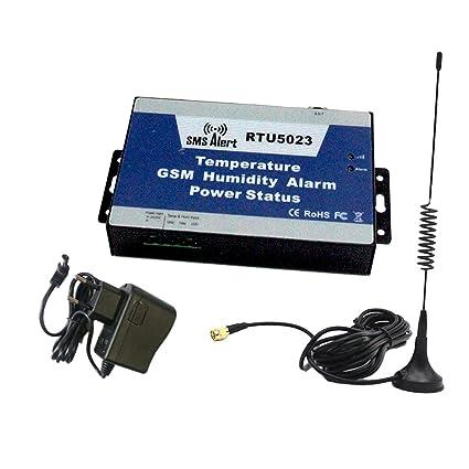 Homyl GSM SMS 3G Ambiente Alarma Temperatura Humedad Alarma ...
