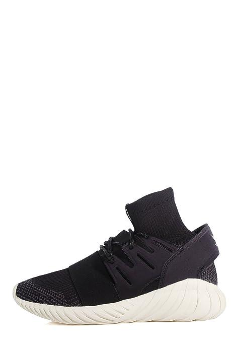 separation shoes 1ac7f 858a2 adidas Tubular Doom PK Sneakers - Scarpe da Ginnastica con Calzino  Incorporato