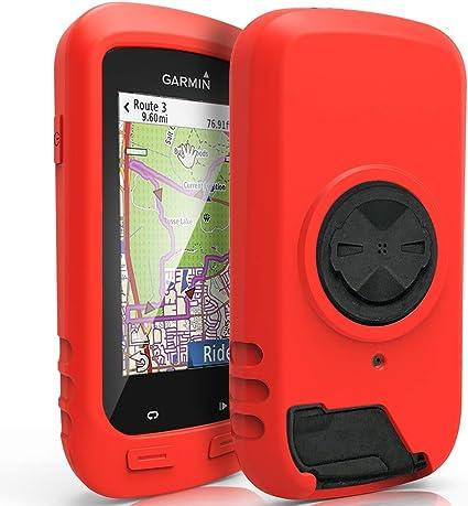Screen Protector For Garmin Edge 1000 G8 GPS Bike PC US Silicone Case Cover