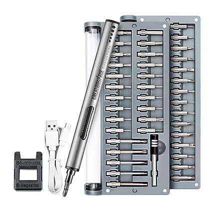 Amazon.com: Juego de destornilladores eléctricos sin cable ...