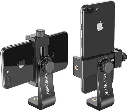 Neewer Soporte para Smartphone Vertical con Montura de Trípode de ...
