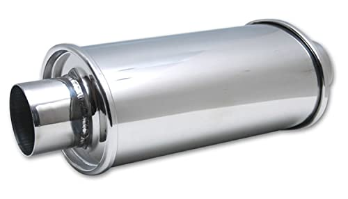 Quiet Stainless Steel Muffler