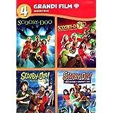 scooby doo - 4 grandi film (4 dvd) box set dvd Italian Import