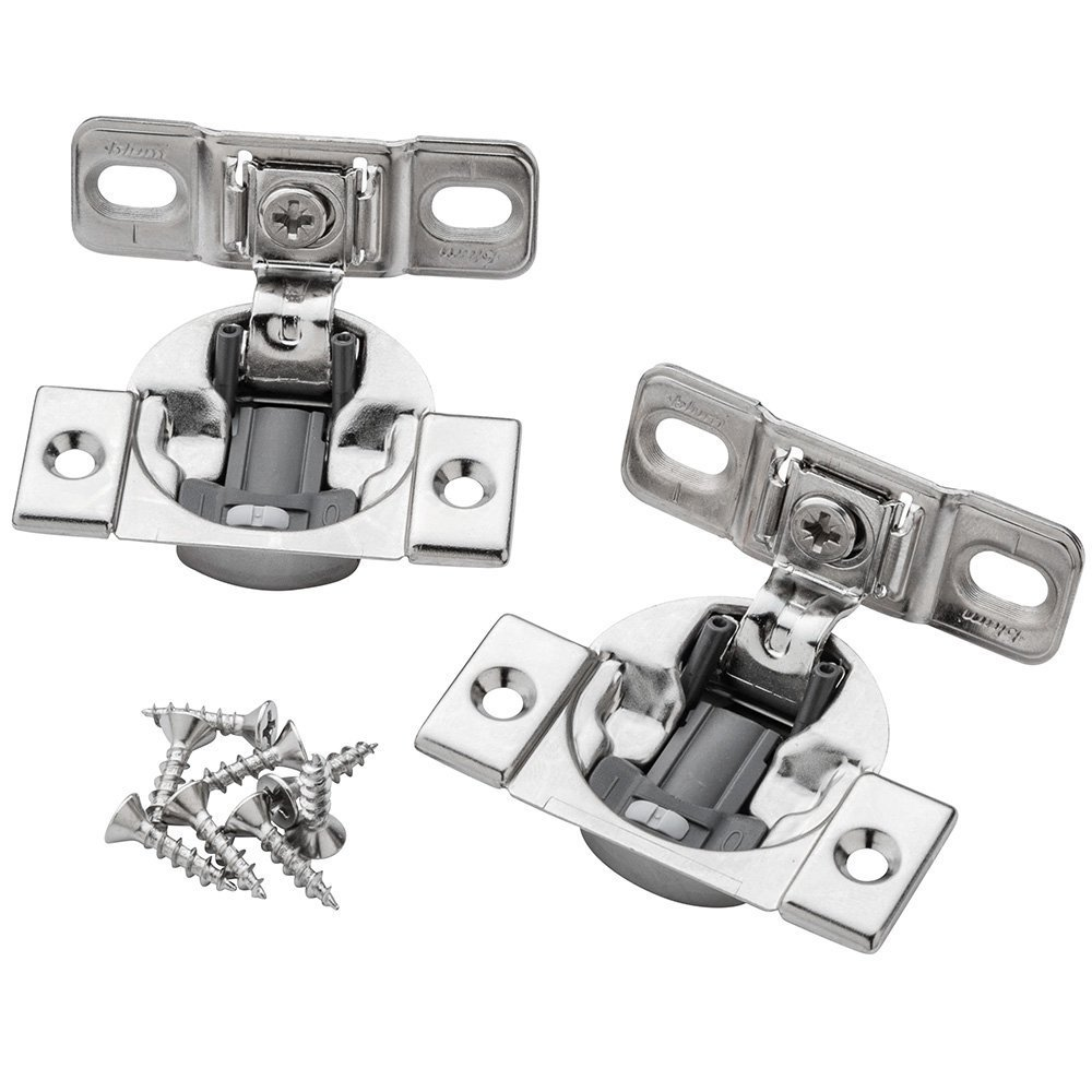1-3/8'' Blum® Compact Soft-Close BLUMotion Variable Overlay Hinge