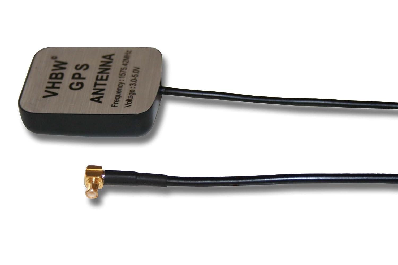Antena externa GPS activa 5 m para dispositivos conexión MCX para TOMTOM TOM TOM GO 510 / GO 520 / GO 520T / GO 710 / GO 720 / GO 720T / GO 910 etc.