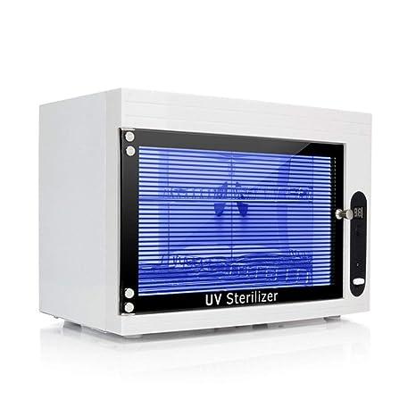 Esterilizadores Calentador de desinfección con esterilizador UV para gabinete de toallas de 15L y riel doble