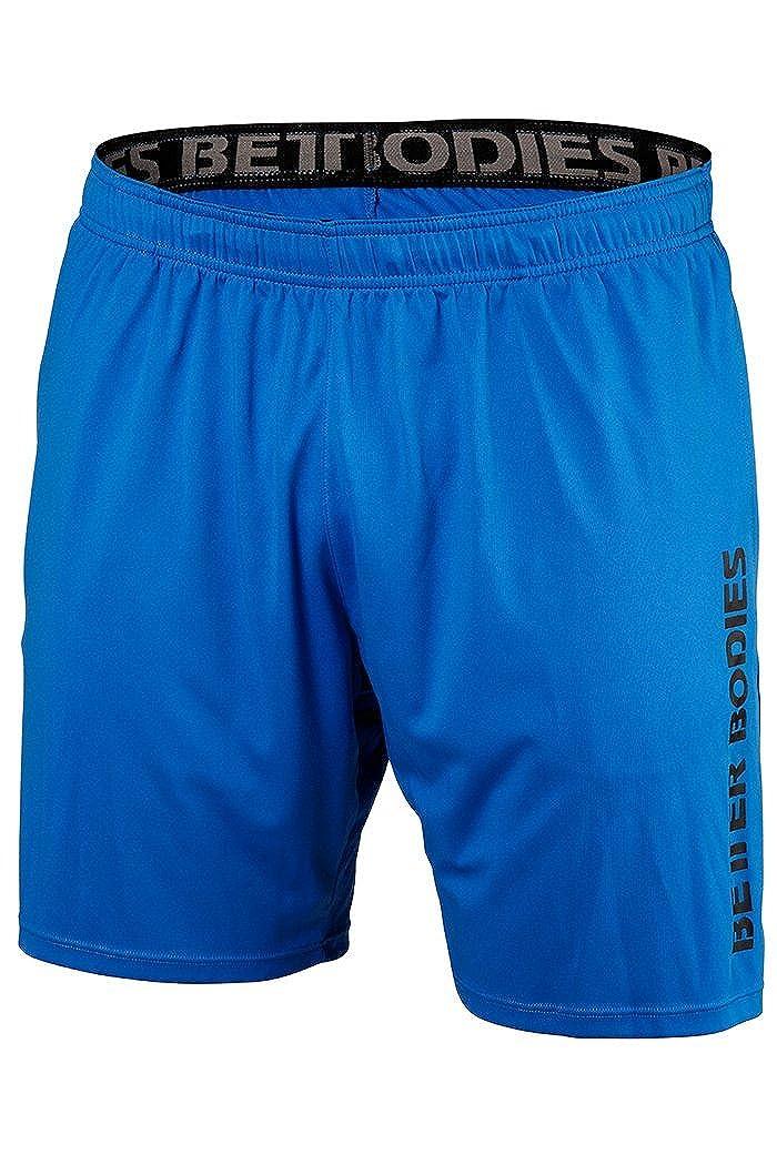 Better Bodies Loose Function Short Bright Blau