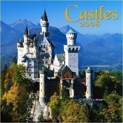Castles 2008 Wall Calendar