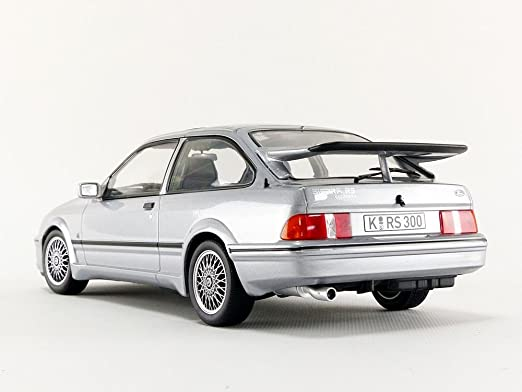 Norev 1:18 1986 Ford Sierra RS Cosworth LHD - Grey metallic