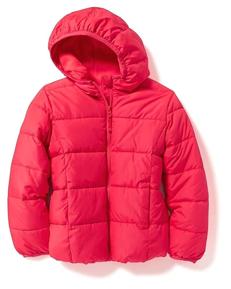 Hooded Frost-Free Jacket for Girls Size X-Large
