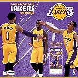 Los Angeles Lakers 2018 Calendar