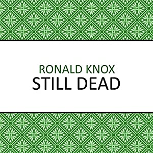 Still Dead Audiobook