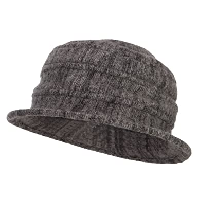 a7b8958b1a674 ... discount code for jeanne simmons womens striped boiled wool bucket hat  black osfm 4fbae 25981