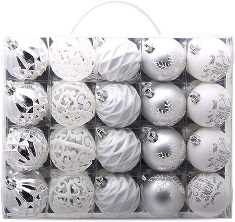 Metall Wei/ß Length:110mm,Ball Diamteter:2mm,30 Pcs Wuuycoky Kugelkette f/ür Anh/änger
