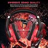 Gaming Headset Xbox Headset for PS5, PS4, Xbox