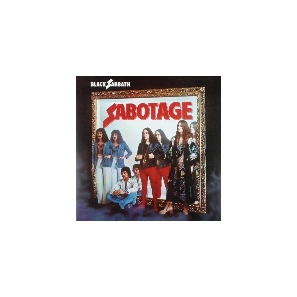Sabotage LP Doble